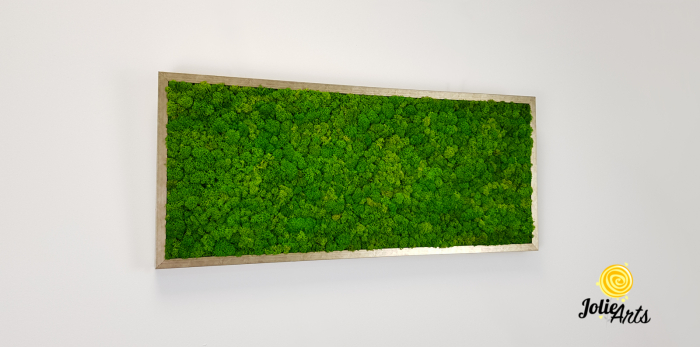 Tablou licheni, culoare Light Green [3]