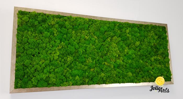 Tablou licheni, culoare Light Green [4]