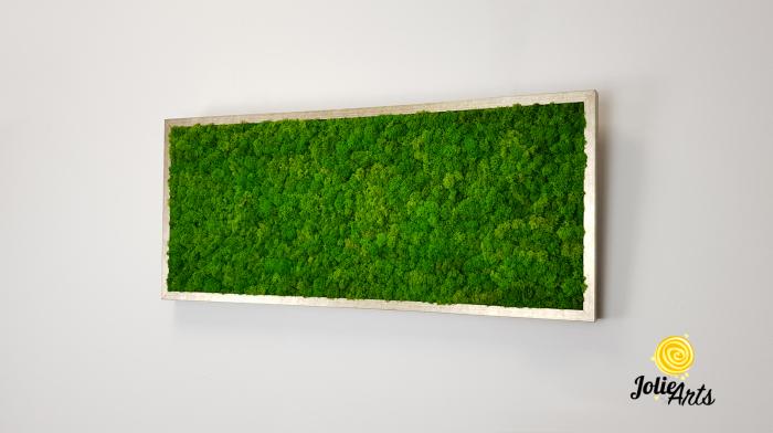 Tablou licheni, culoare Light Green [2]