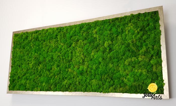 Tablou licheni, culoare Light Green [5]