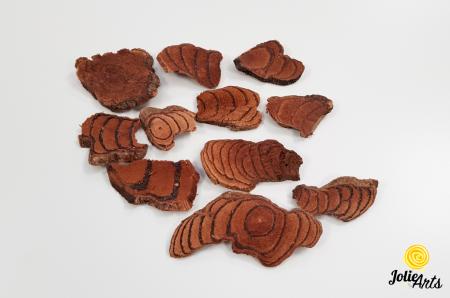 Felii lemn decorativ natural conservat [0]