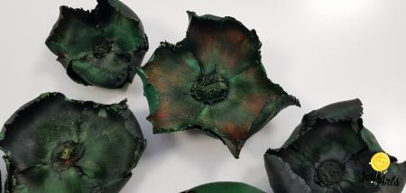 Flori Palmier culoare verde [1]