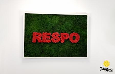 Logo Respo, muschi plati si licheni naturali stabilizati, Jolie Arts, www.tablouriculicheni.ro-4 [1]