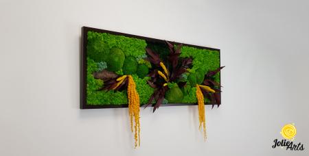 Model Amalonis, tablou licheni, muschi si plante naturale stabilizate, Jolie Arts, www.tablouriculicheni.ro-2 [3]