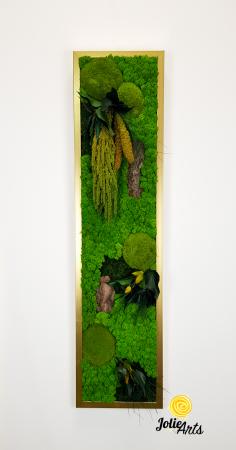 Model Amaranthus Verde Personalizat [2]