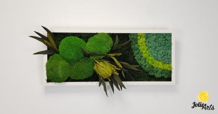 Model Banskia, 30 x 70 cm, rama alba, Jolie Arts, www.tablouriculicheni.ro-2 [2]