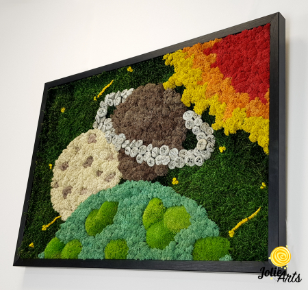 Model Cosmos, Licheni, Muschi si Elemente Naturale Decorative [5]