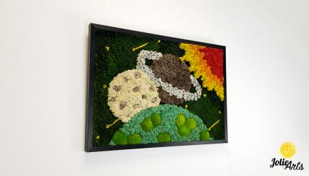 Model Cosmos, Licheni, Muschi si Elemente Naturale Decorative [3]