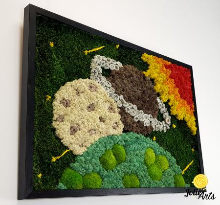 Model Cosmos, Licheni, Muschi si Elemente Naturale Decorative [4]