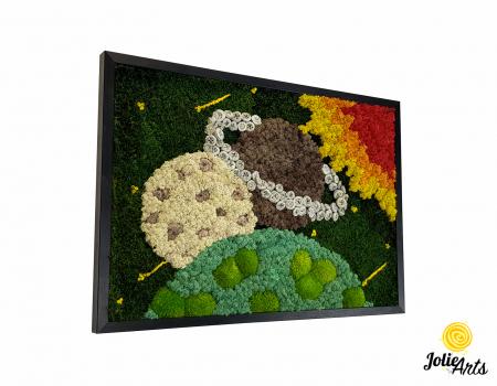 Model Cosmos, Licheni, Muschi si Elemente Naturale Decorative [0]