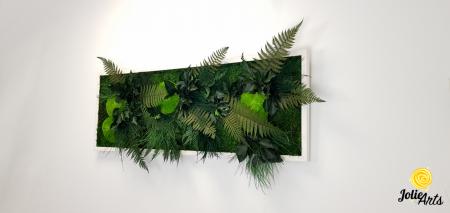 Tablou muschi si plante naturale stabilizate, Model Exotic, Jolie Arts, www.tablouriculicheni.ro-6 [4]