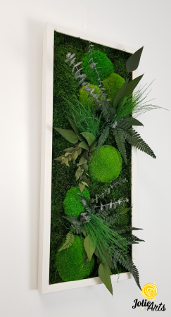 Model Green Day, set 3 tablouri dimensiune 30 x 70 cm [5]