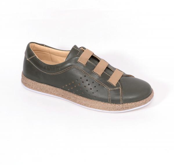 Pantofi casual dama 546 Verde [0]