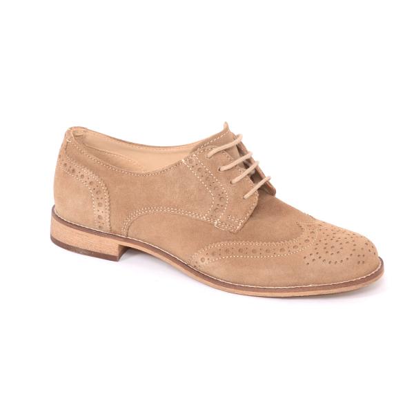 Pantofi casual dama, Medline, 3881 Bej 0