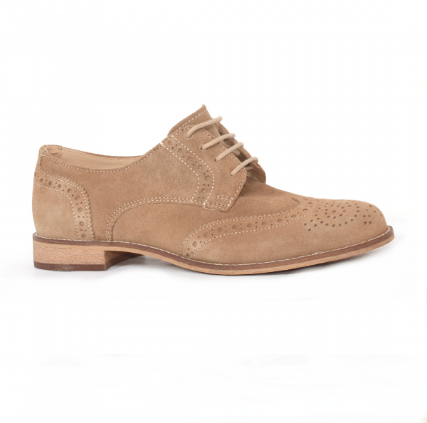 Pantofi casual dama, Medline, 3881 Bej 2