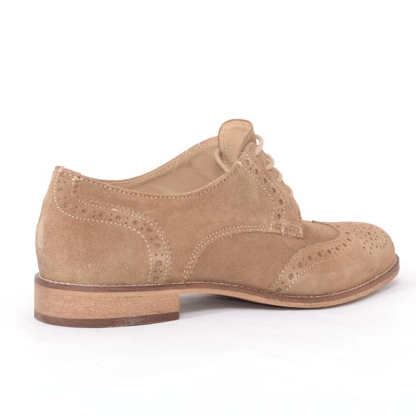 Pantofi casual dama, Medline, 3881 Bej 1