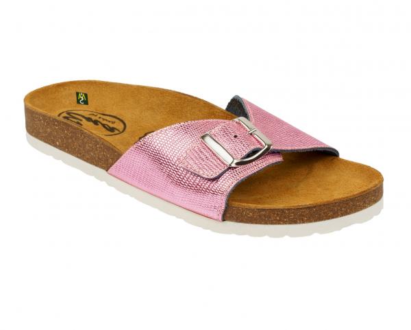 Papuci Medi+ Ena 31 Lizard Pink 0