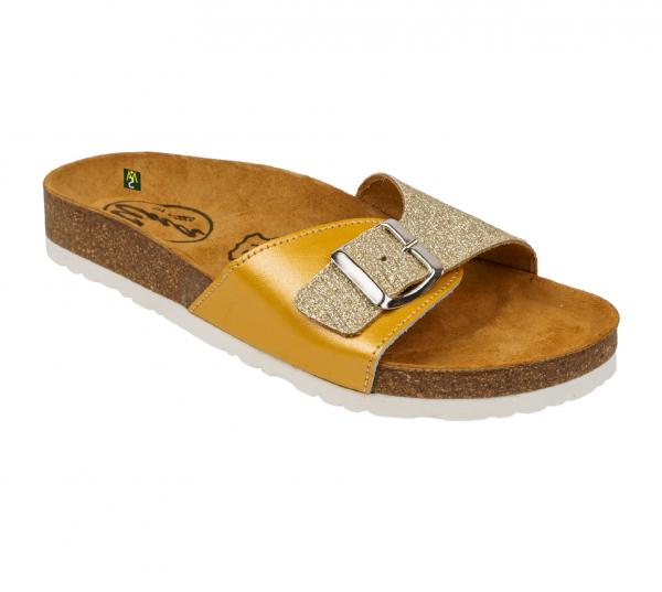Papuci Medi+ Ena 31 Malibu Yellow 0