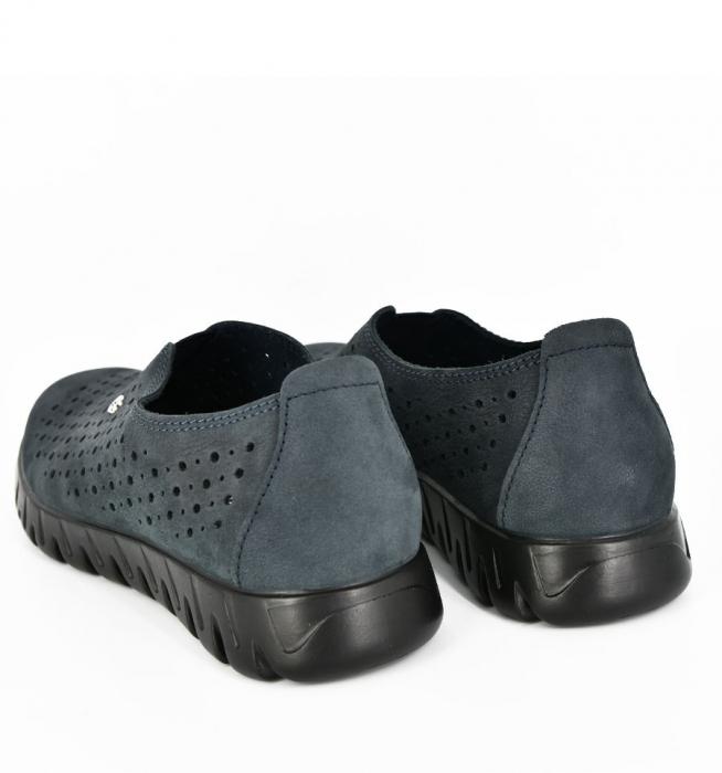 Pantofi din piele naturala FLY FLOT 162 [2]