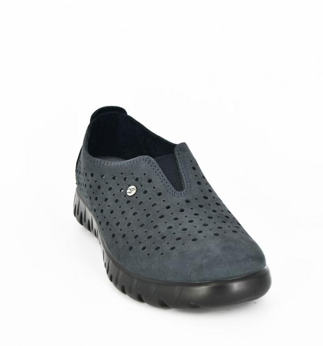 Pantofi din piele naturala FLY FLOT 162 [3]