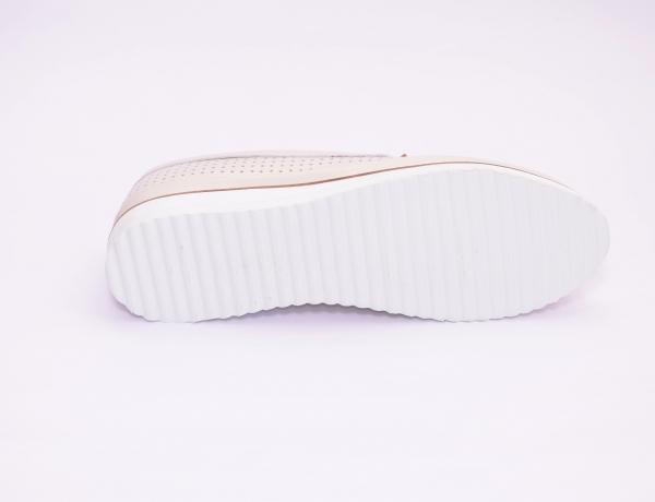 Balerini de piele Confort Nevalis 4