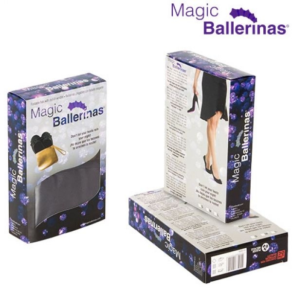 Balerini Magic Ballerinas S Negru 2