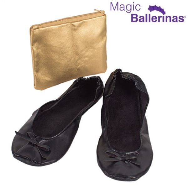 Balerini Magic Ballerinas S Negru 1