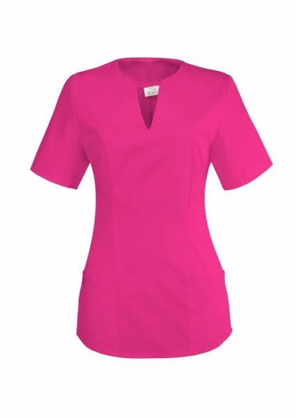 Bluza medicala roz inchis 0