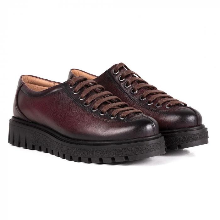 Pantofi piele naturala 1179 [0]