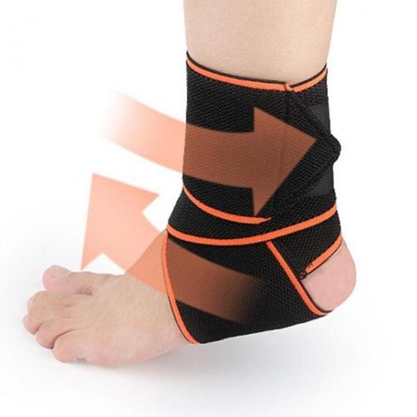 Fasa elastica pentru glezna - ORTO13 1