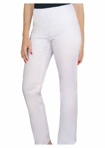 Pantaloni medicali alb 0