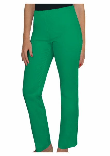 Pantaloni medicali verde 0