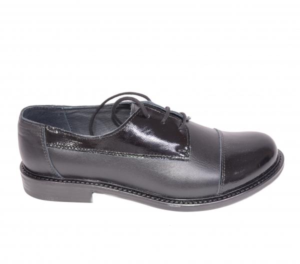Pantofi casual dama 345 Negru [0]