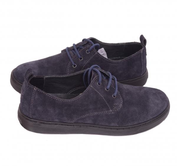Pantofi casual dama 434XB Albastru 5