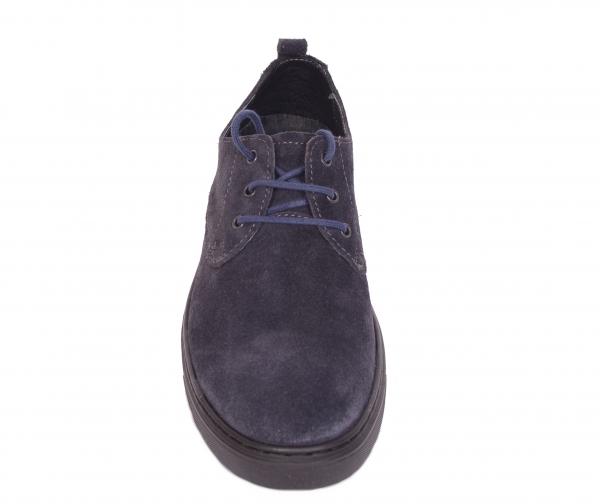 Pantofi casual dama 434XB Albastru 4