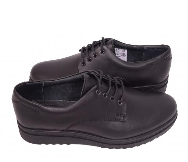 Pantofi casual dama 486 Negru 3