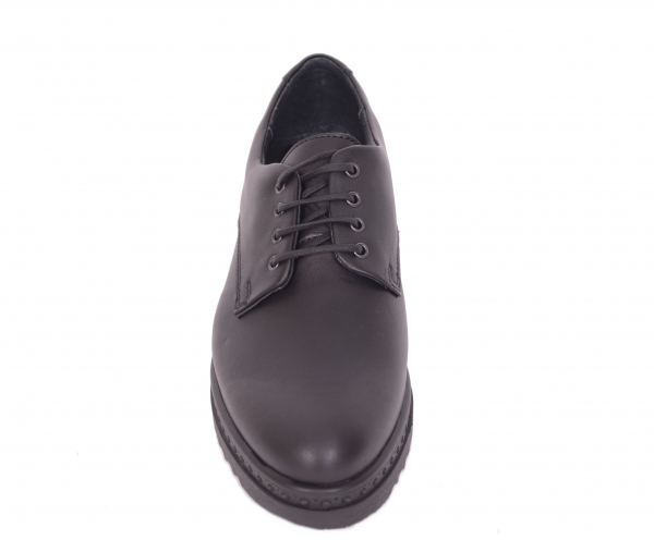 Pantofi casual dama 486 Negru 1