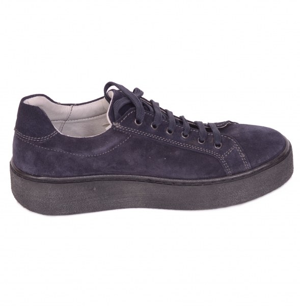 Pantofi casual dama 556 Albastru 0