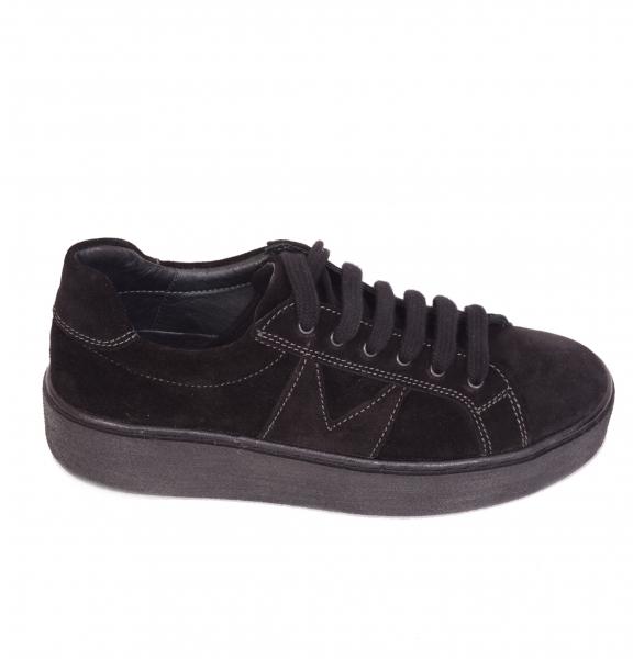 Pantofi casual dama 556 Negru 0