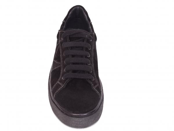Pantofi casual dama 556 Negru 1