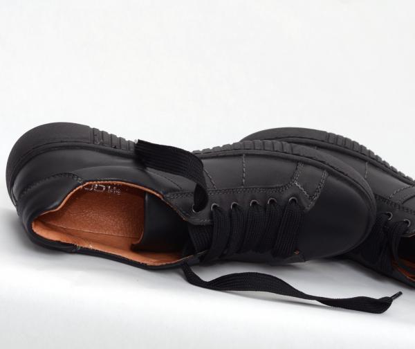 Pantofi casual dama 572 Negru 2