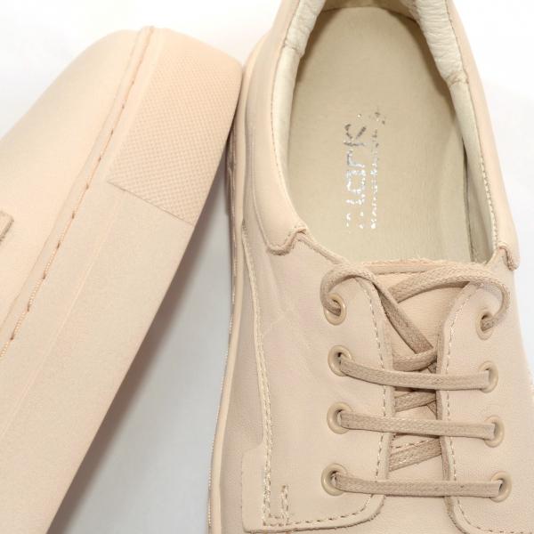 Pantofi casual dama 574 Bej 2