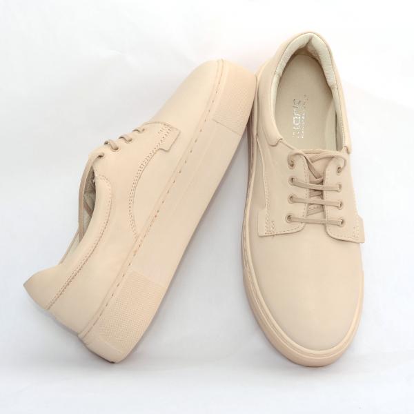 Pantofi casual dama 574 Bej 1