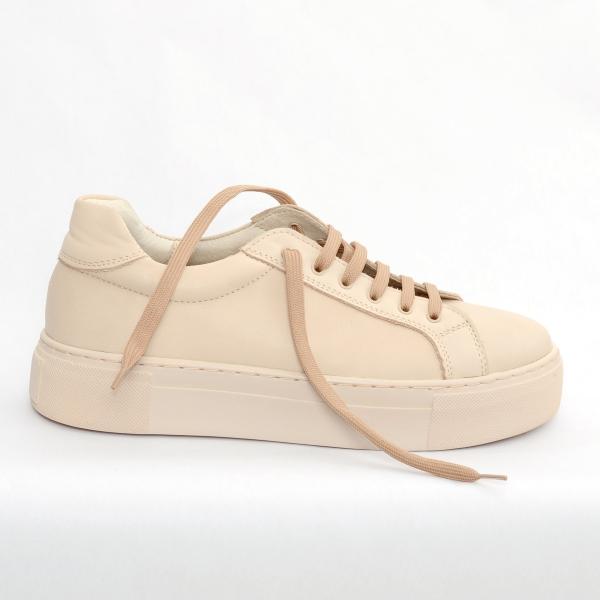 Pantofi casual dama 575 Bej 4