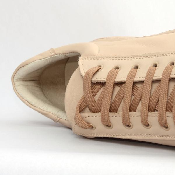Pantofi casual dama 575 Bej 3
