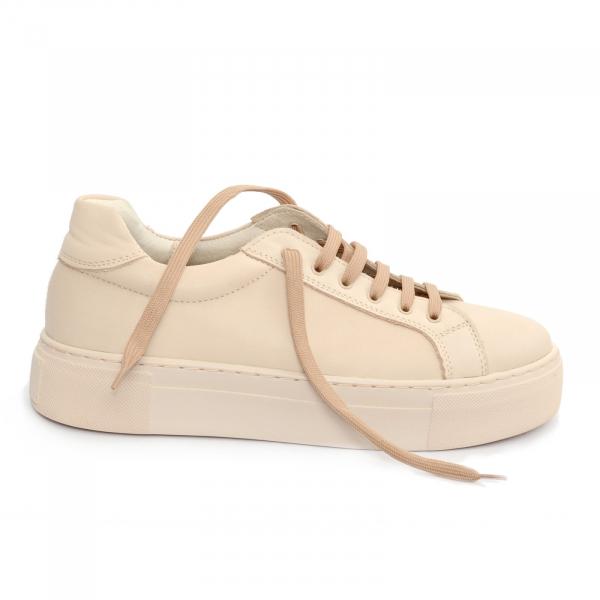 Pantofi casual dama 575 Bej 0