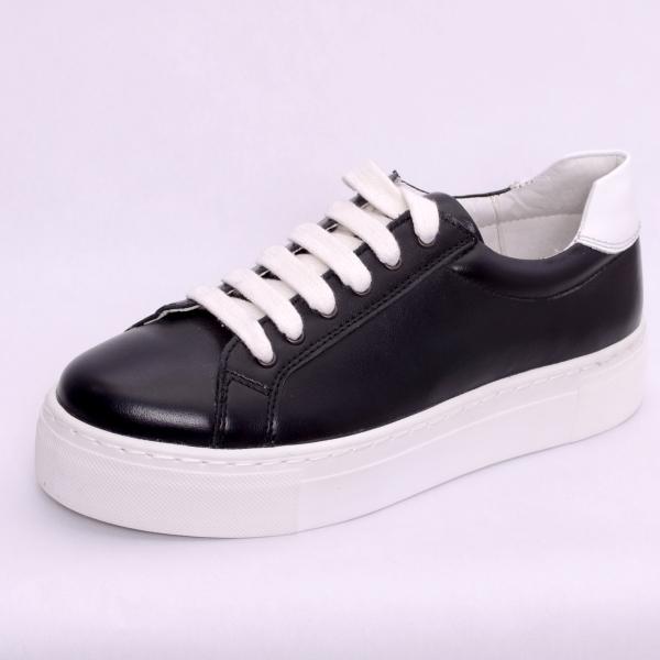 Pantofi casual dama 575 Negru 1