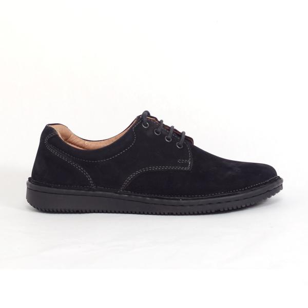 Pantofi casual dama 578 Negru 1