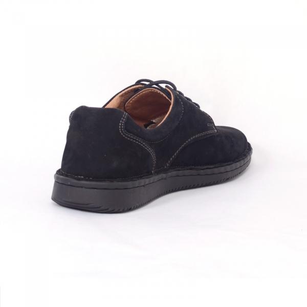Pantofi casual dama 578 Negru 3