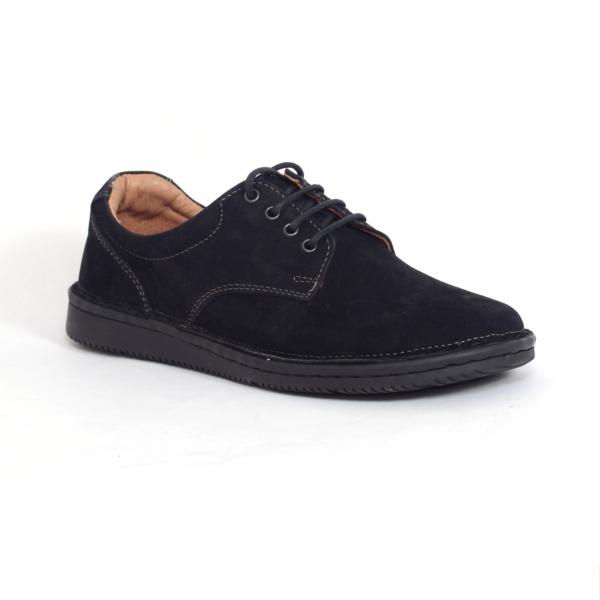 Pantofi casual dama 578 Negru 5